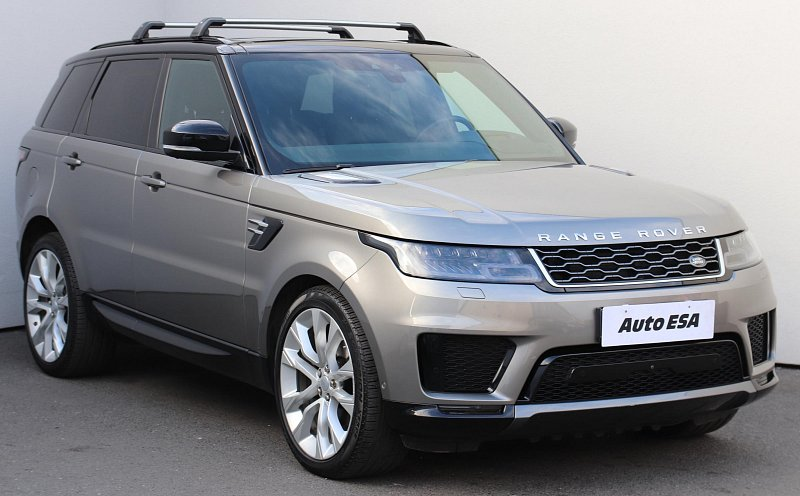 Land Rover Range Rover Sport 3.0SDV6