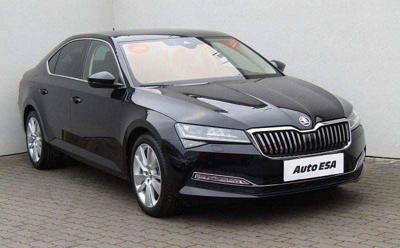 Škoda Superb III 2.0TDi Style