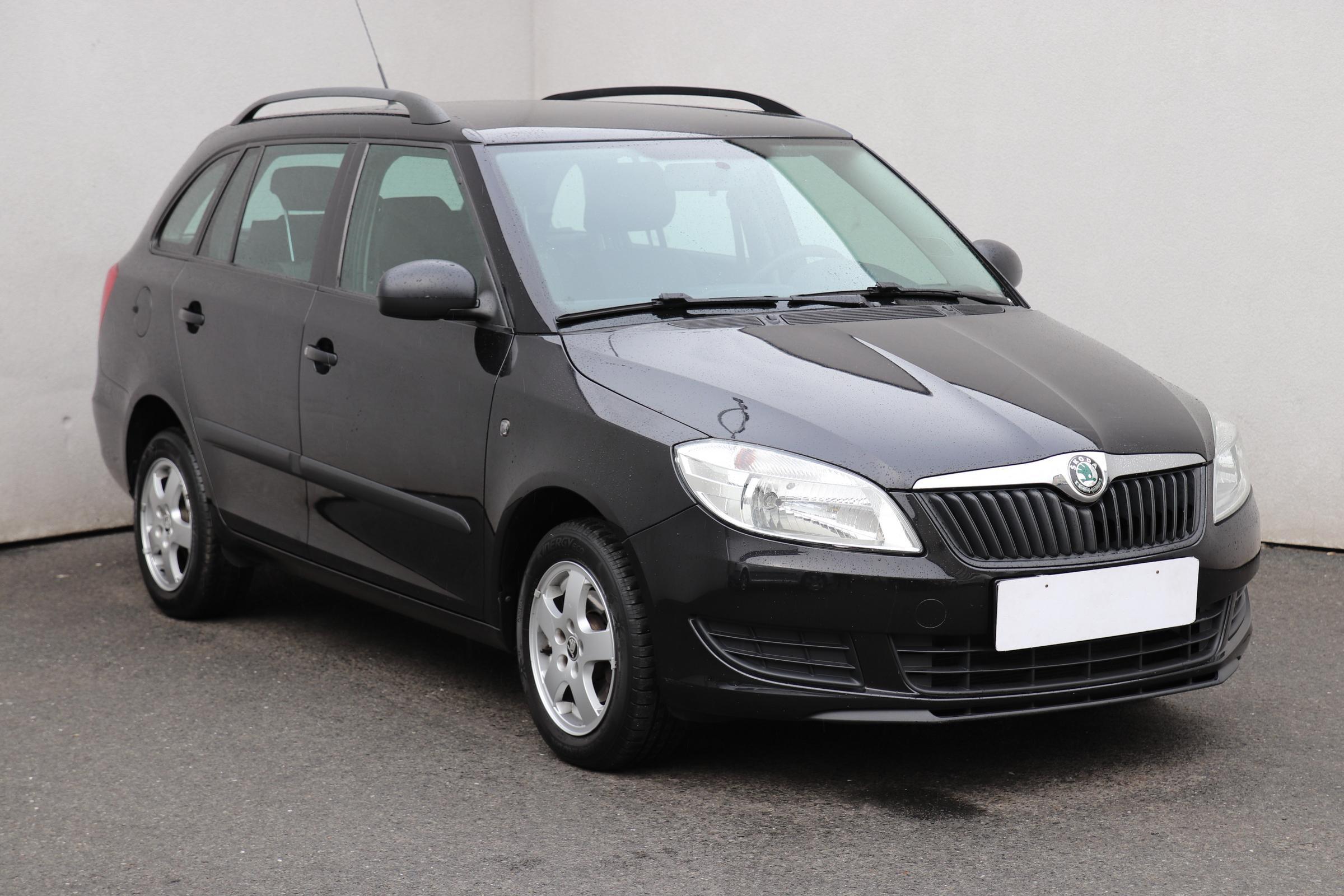 Škoda Fabia II 1.2 TSi