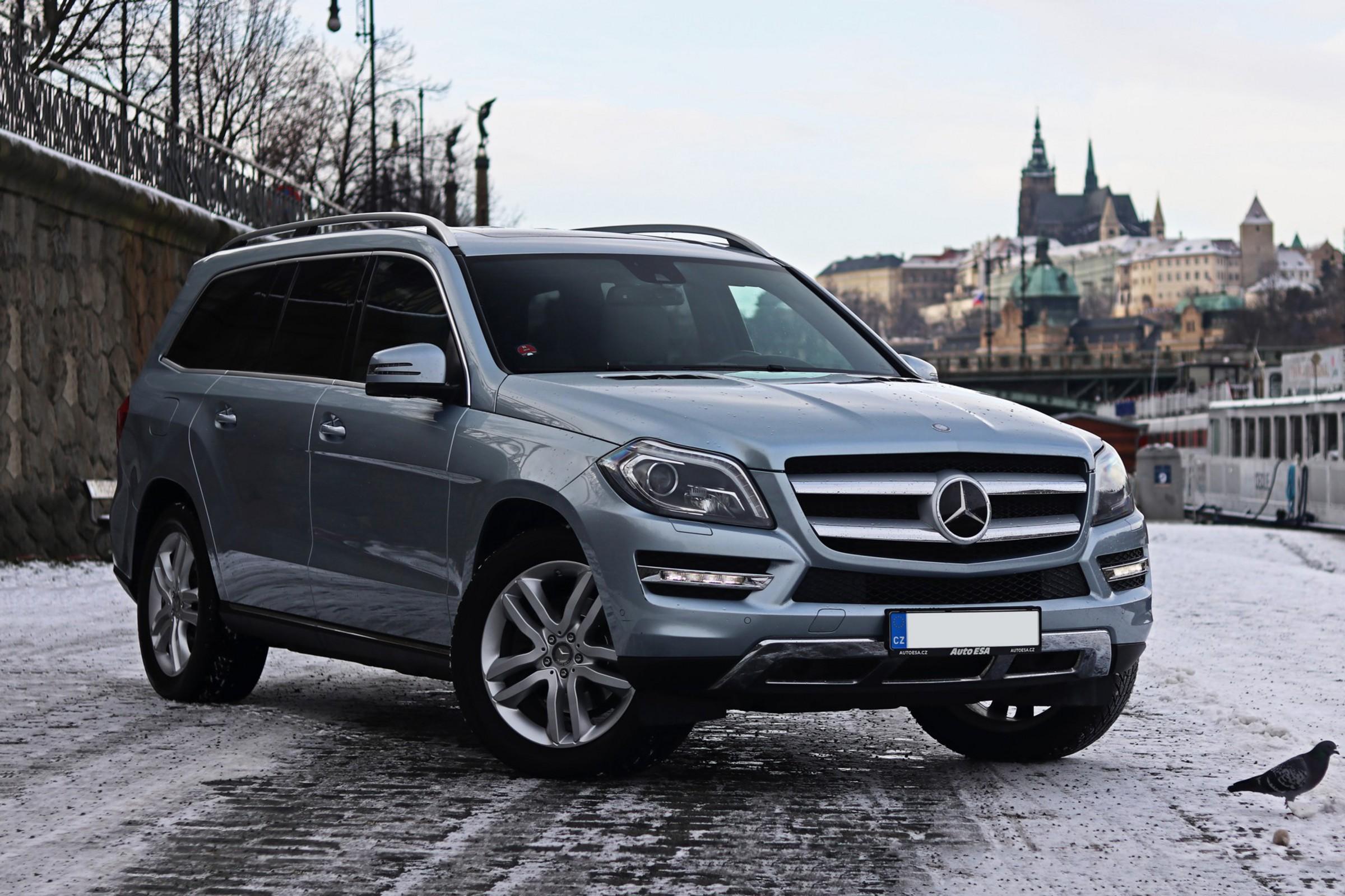 Mercedes-Benz GL 3.0CDi