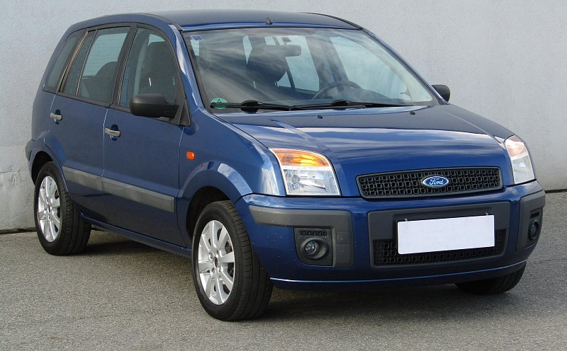 Ford Fusion 1.4TDCi Style