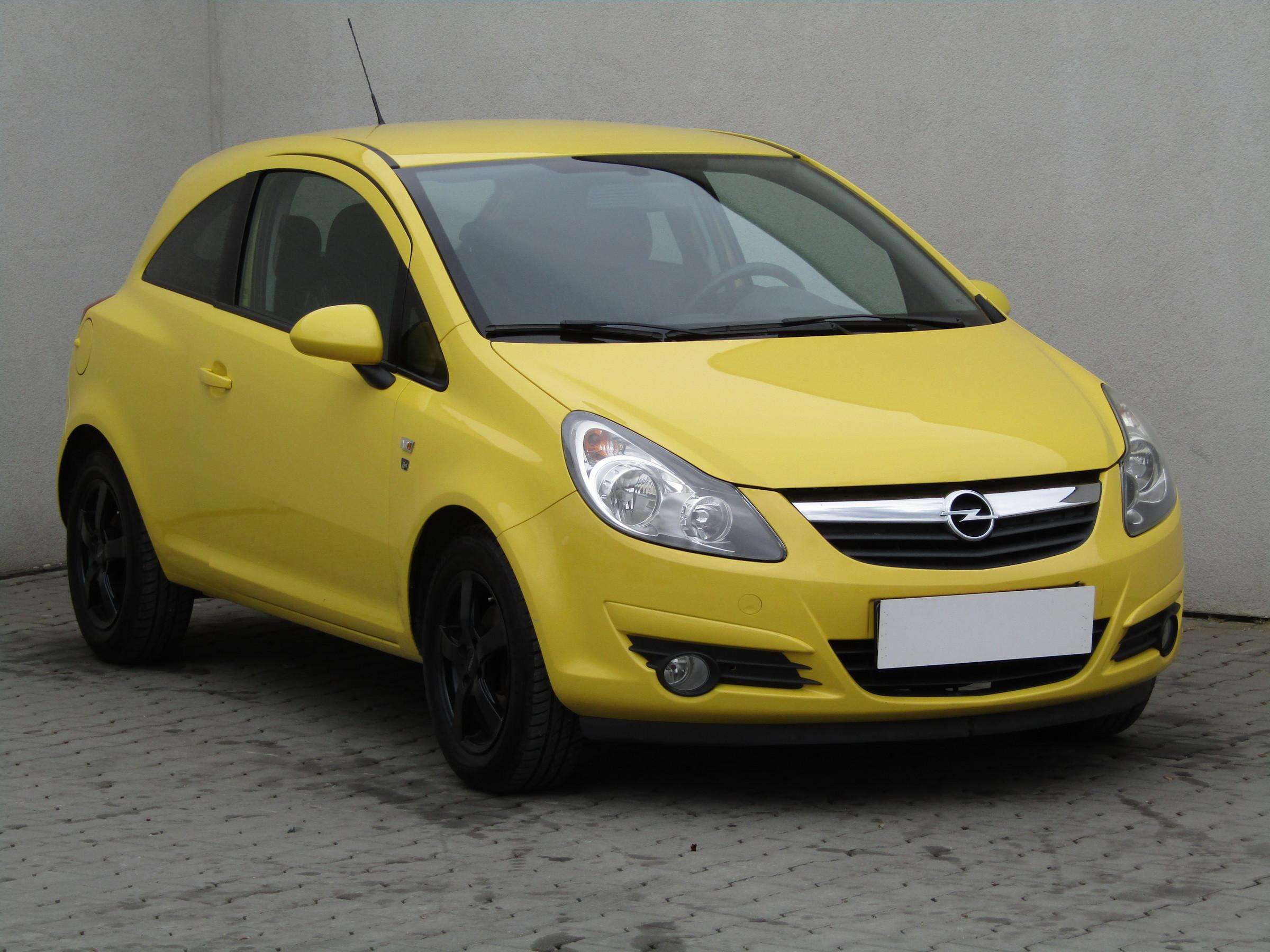 Opel Corsa, 2010