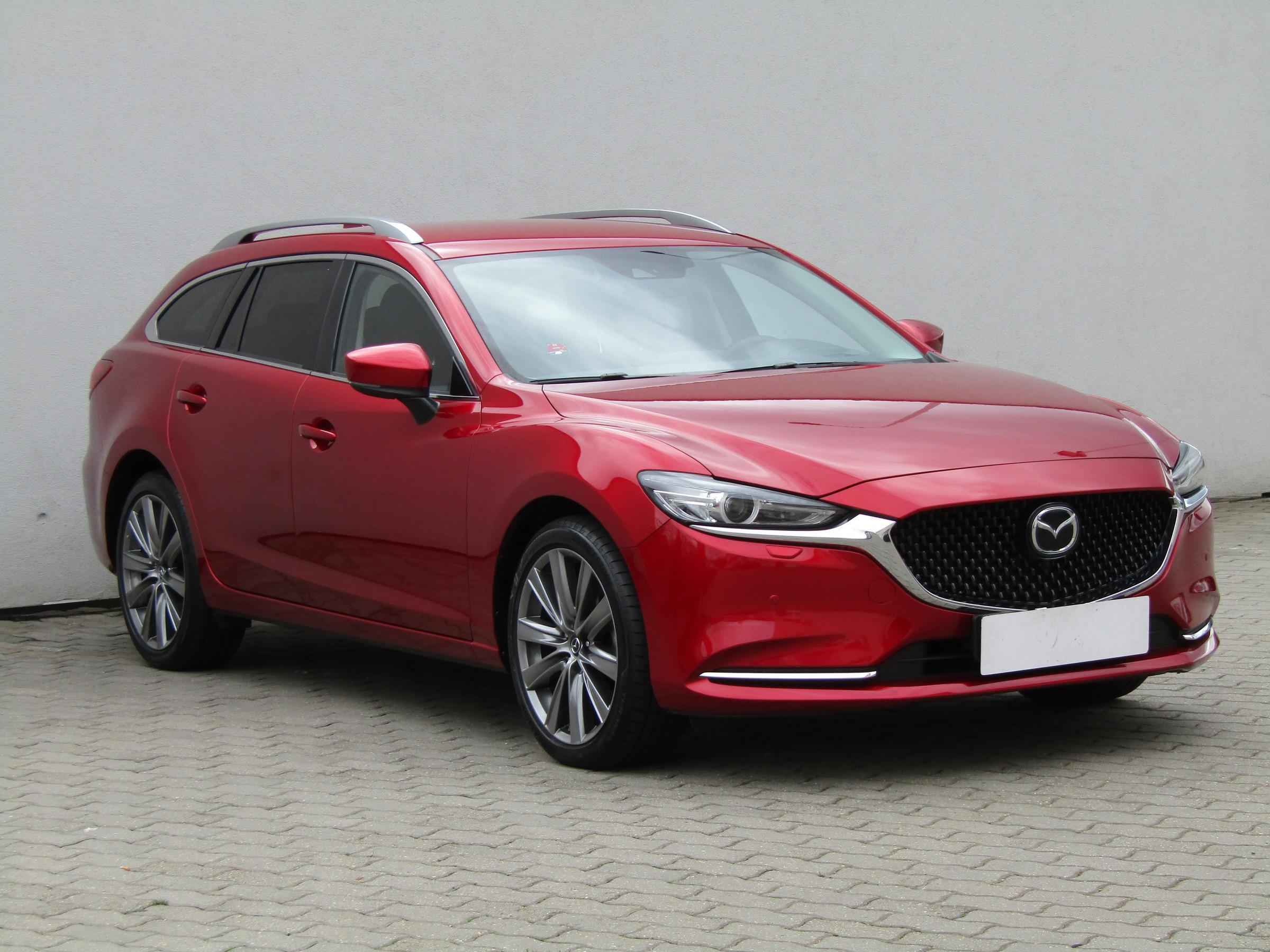 Mazda 6 2.5i
