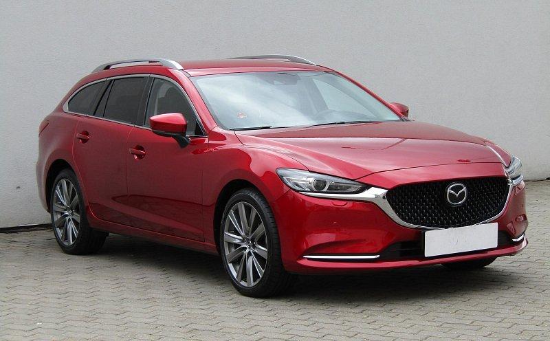 Mazda 6 2.5i Revolution TOP