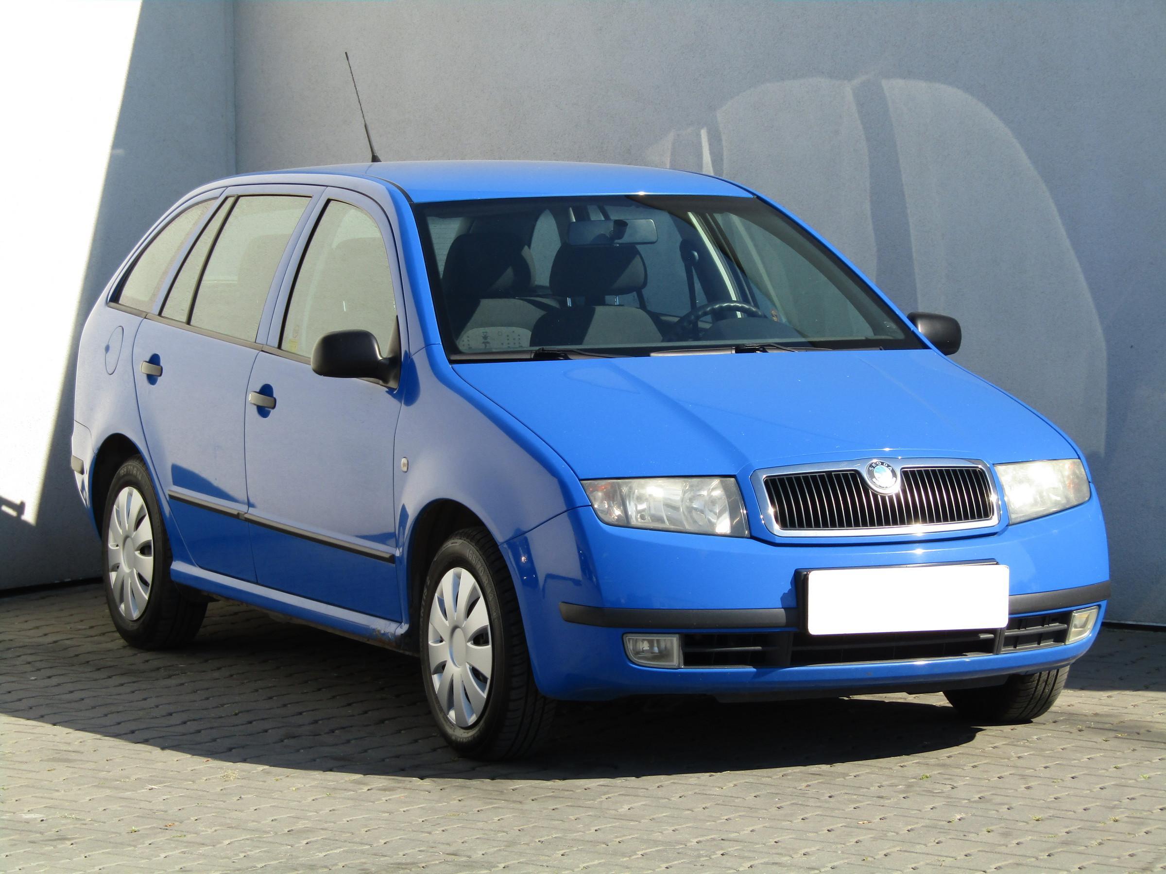 Škoda Fabia I 1.2 12V