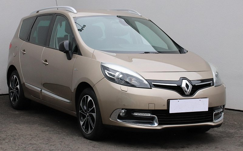 Renault Grand Scénic 1.6dCi BOSE Edition