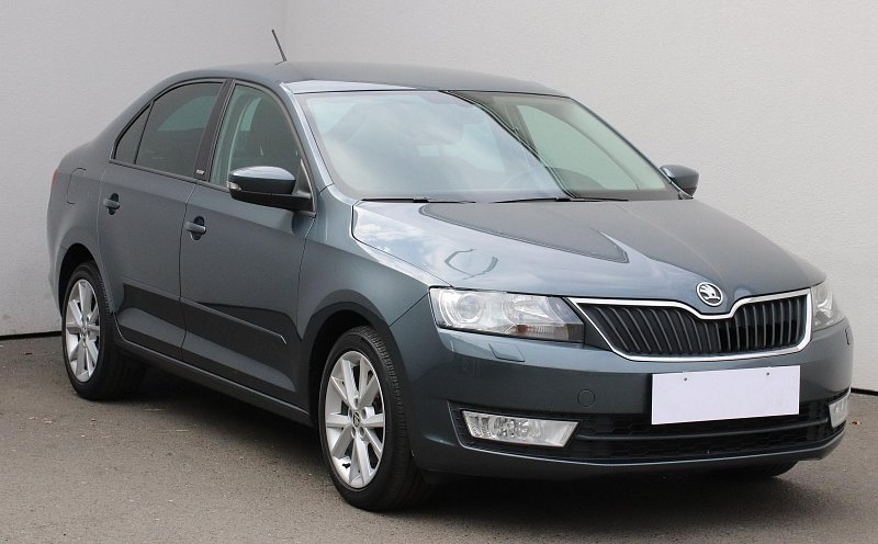 Škoda Rapid 1.6 TDi Joy