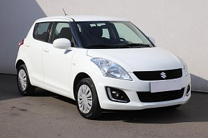 Suzuki Swift 1.2VVT