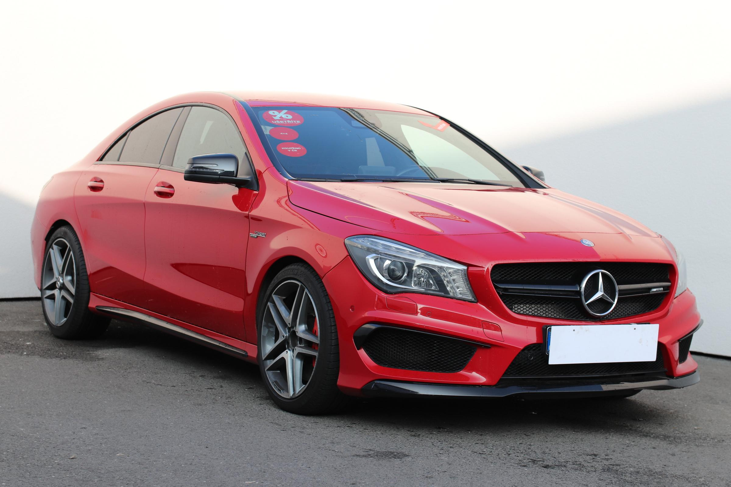 Mercedes-Benz CLA 2.0
