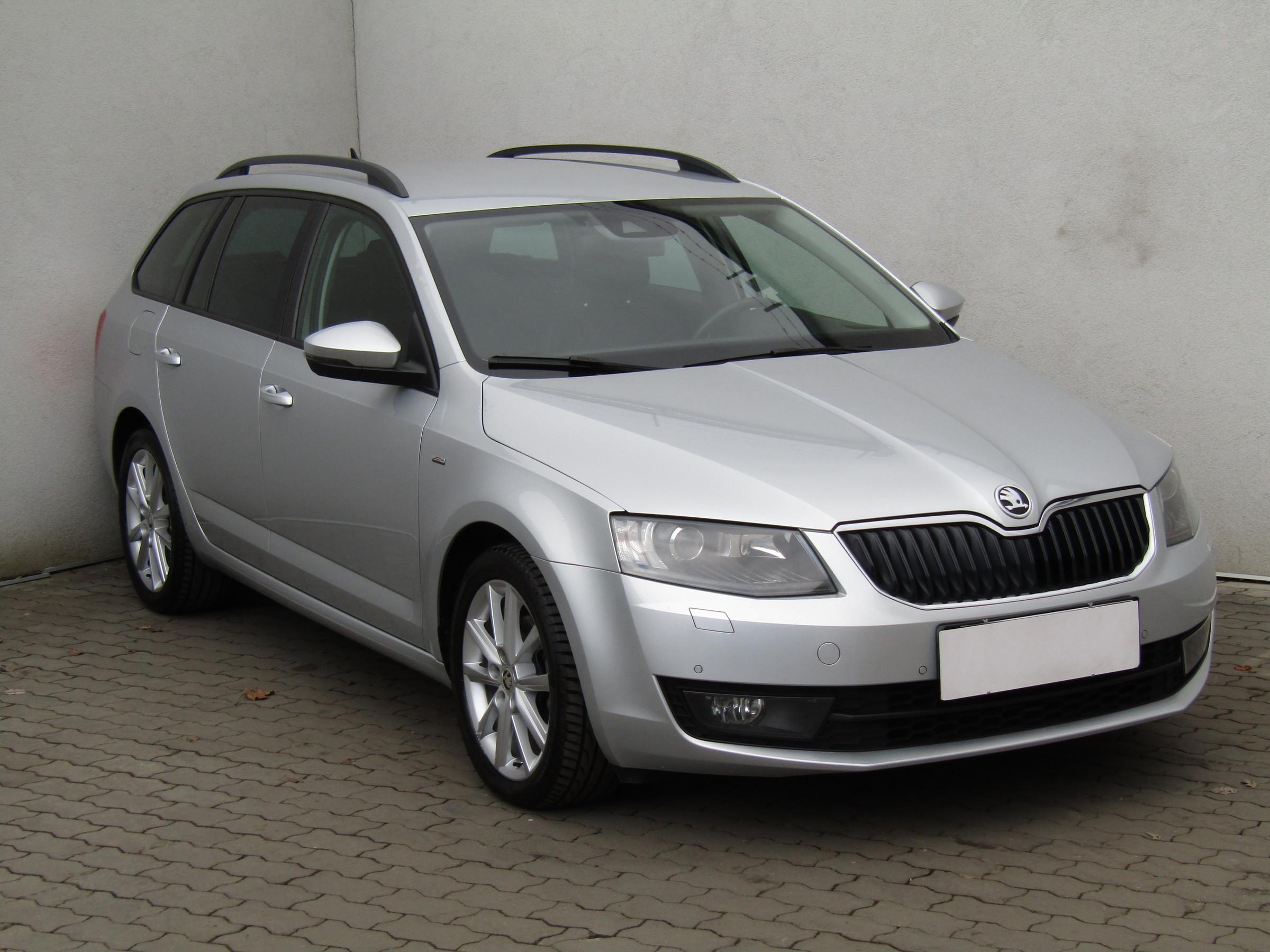 Škoda Octavia III, 2016