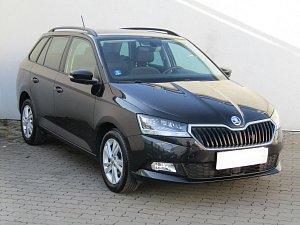 Škoda Fabia III 1.0TSi