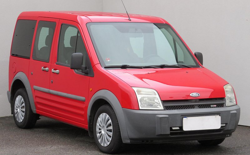Ford Tourneo Connect, 2005