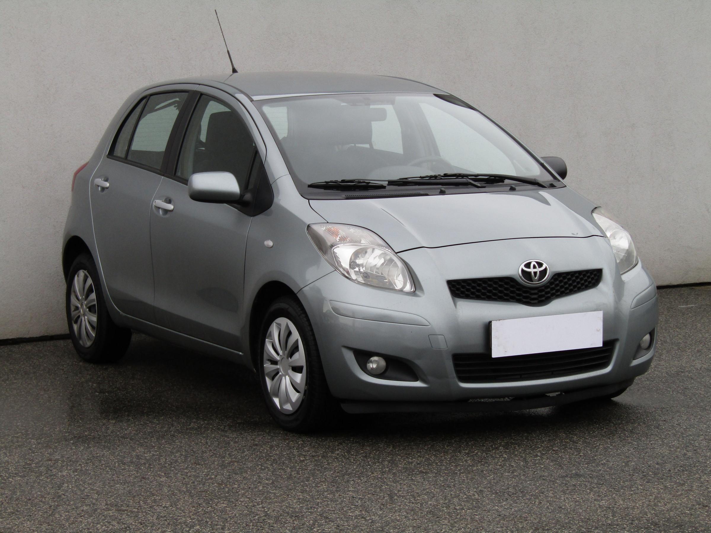 Toyota Yaris 1.3VVTi