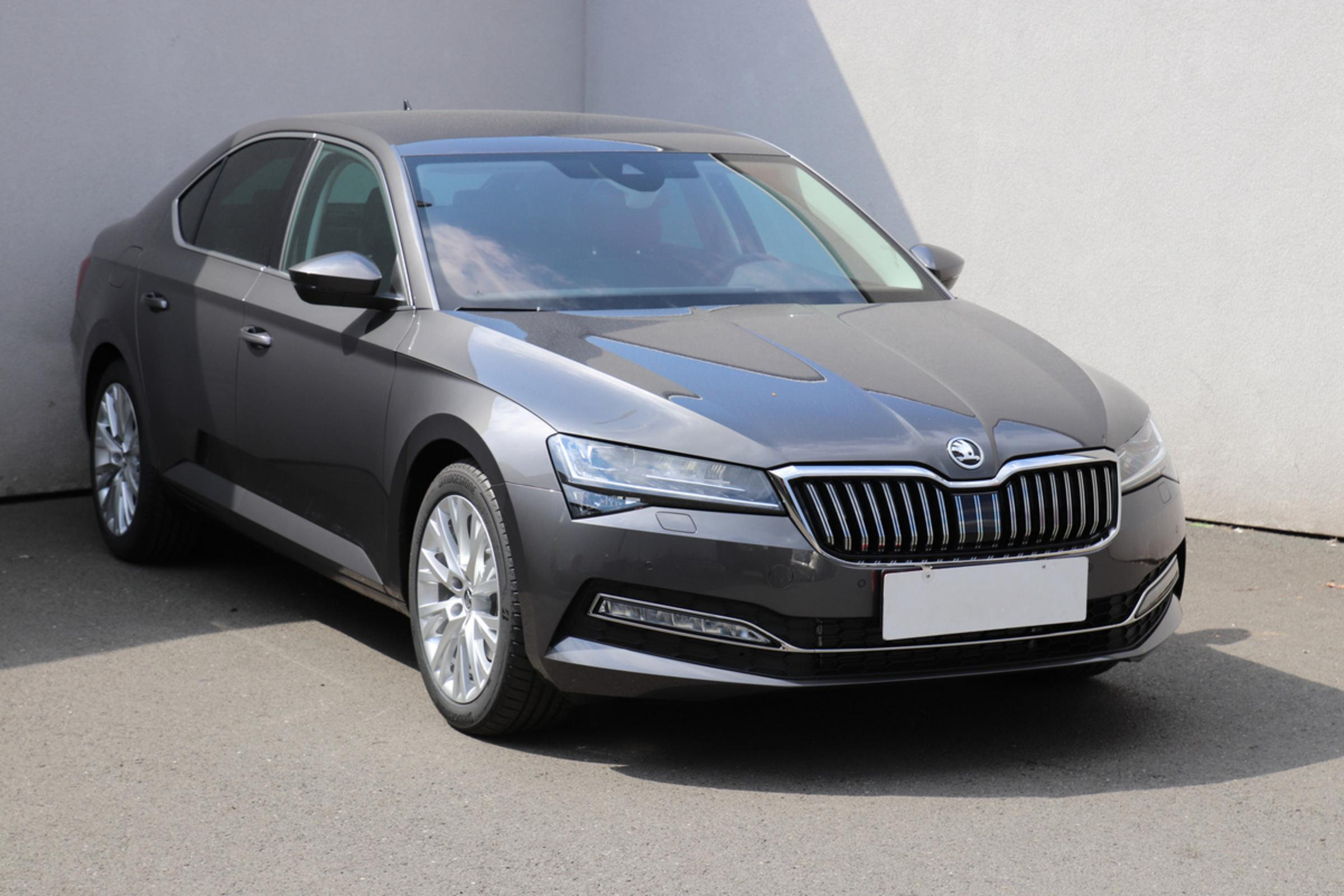 Škoda Superb III 2.0TDi