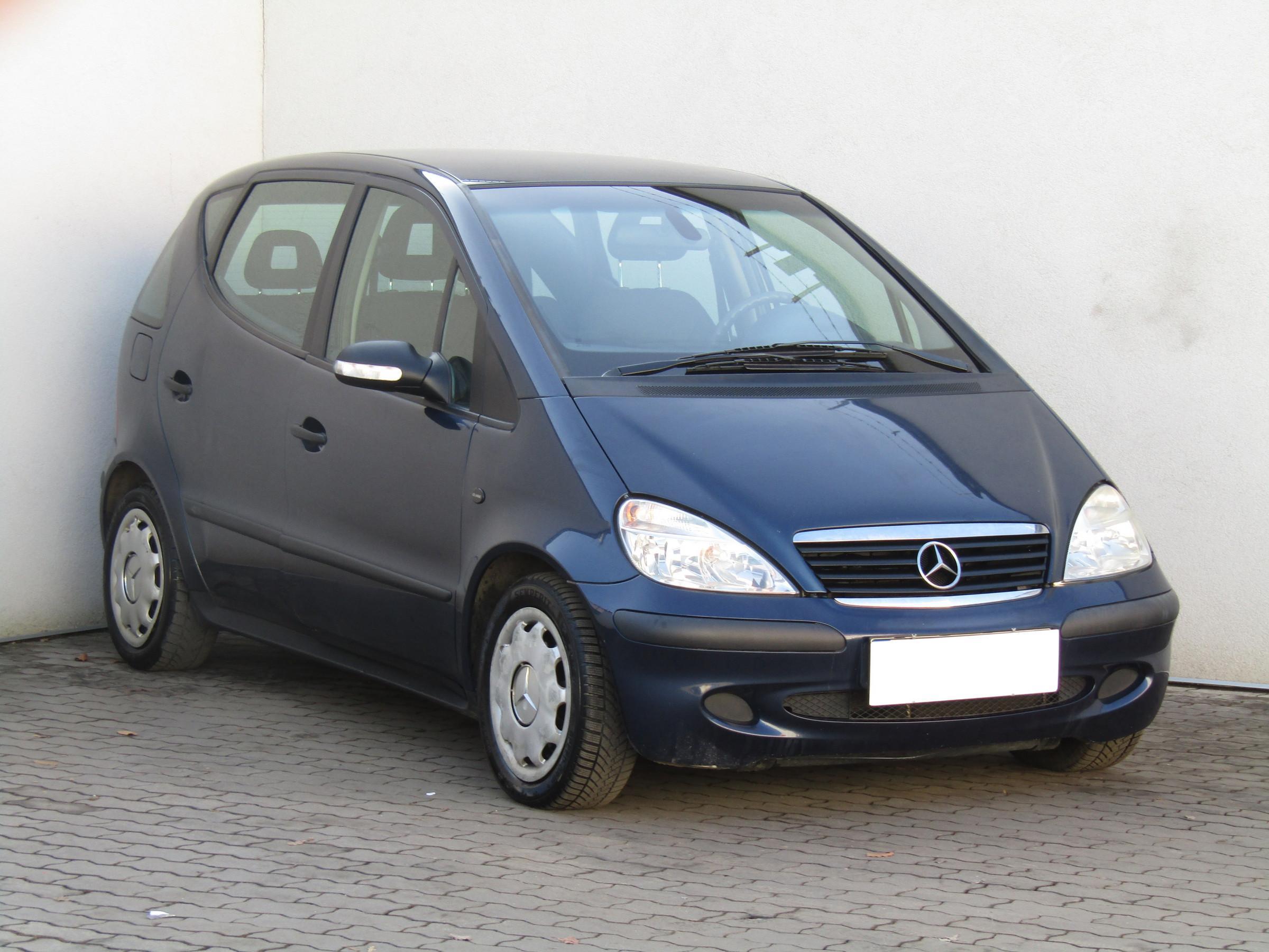 Mercedes-Benz Třída A, 2003