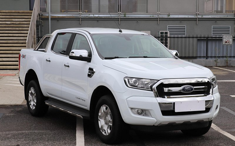 Ford Ranger 3.2TDCi Limited