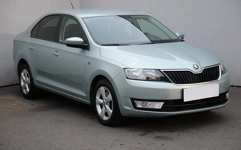 Škoda Rapid 1.6TDi Ambition