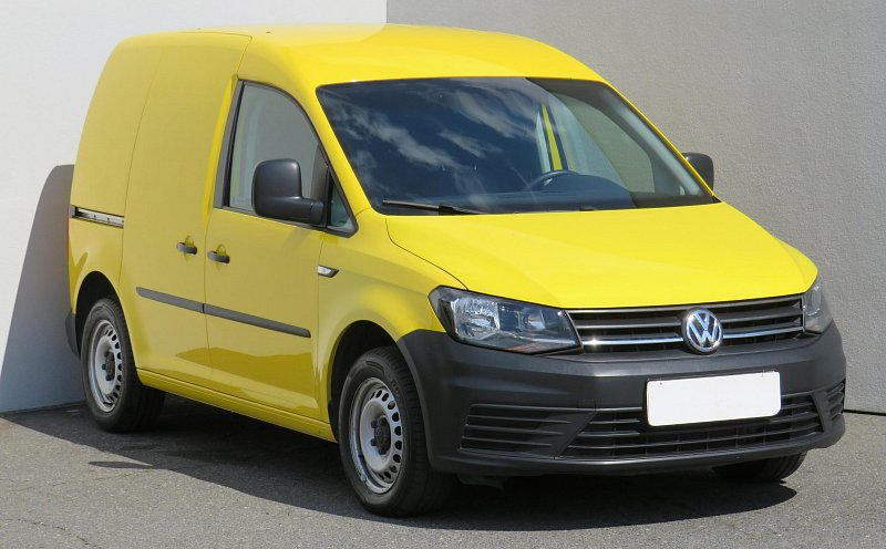 Volkswagen Caddy 2.0TDi