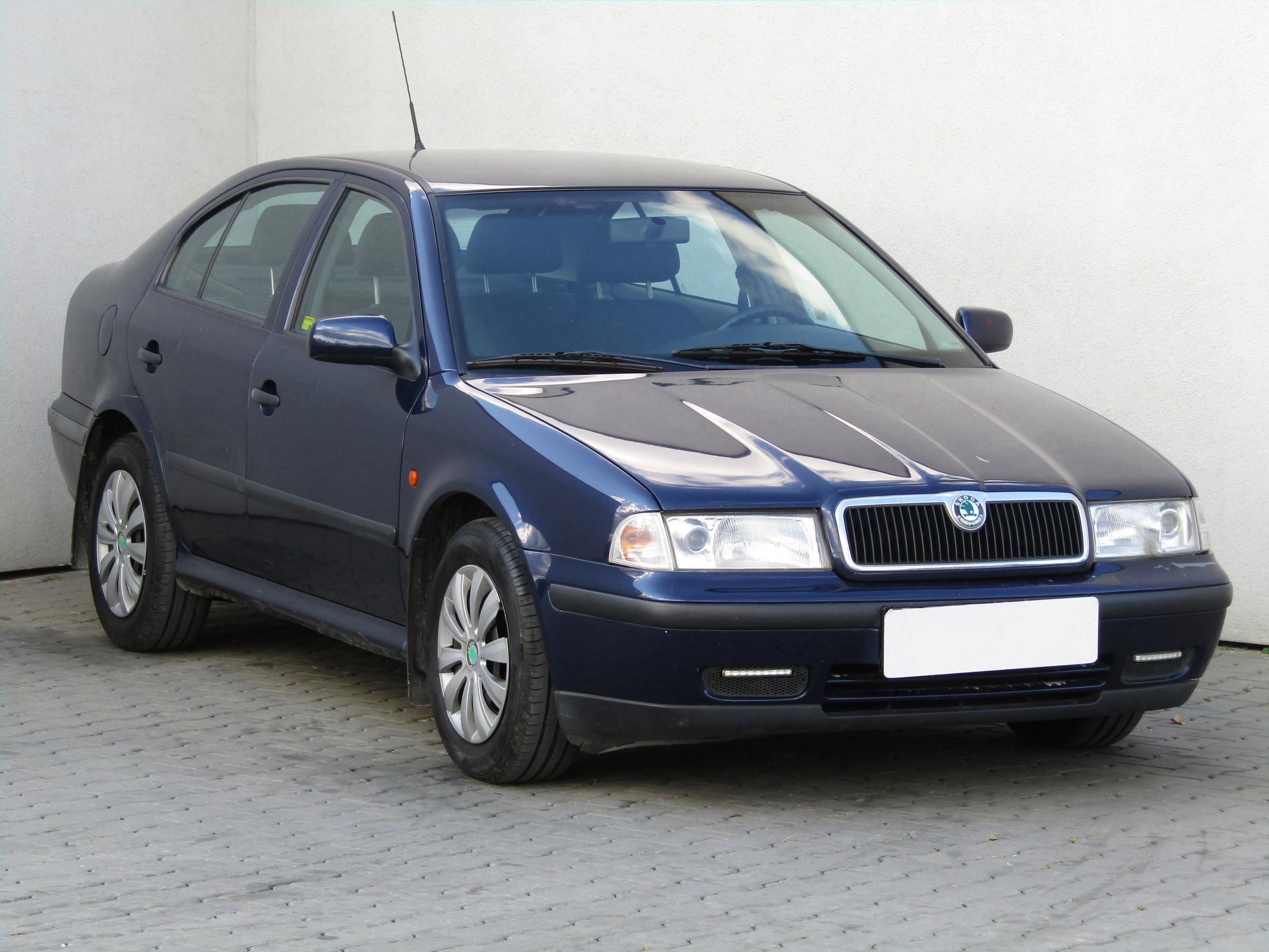 Škoda Octavia 1.6i GLX