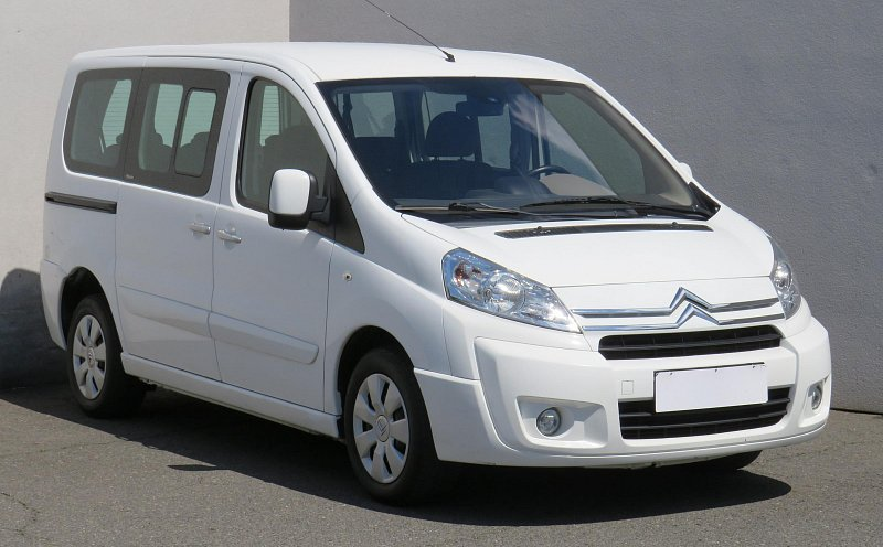 Citroën Jumpy 2.0HDI Atlante