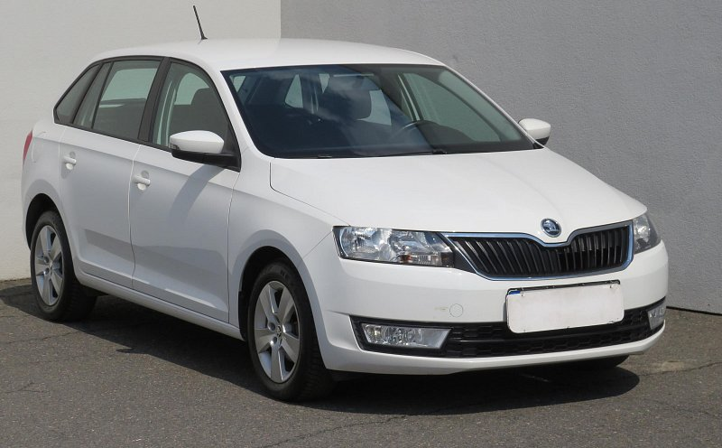 Škoda Rapid 1.4TDi Ambition