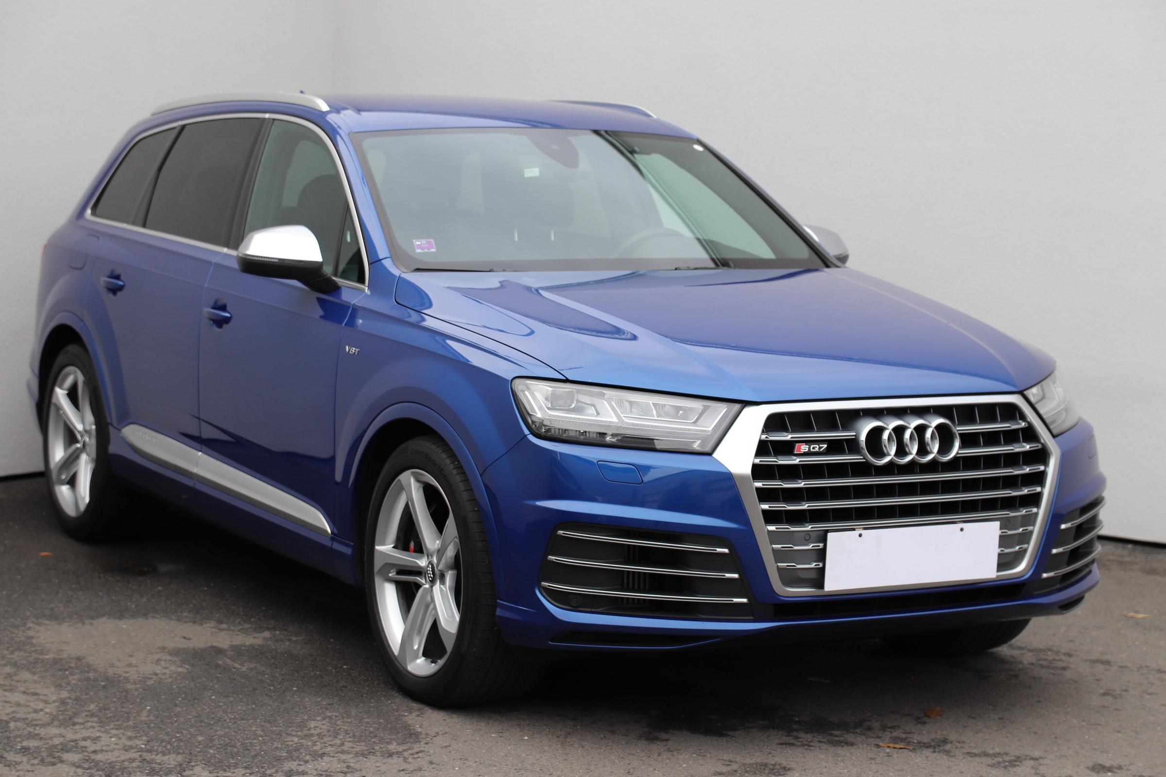 Audi SQ7 4.0TDi