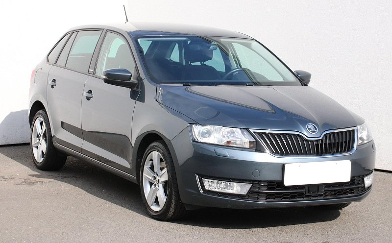 Škoda Rapid 1.6TDi Joy