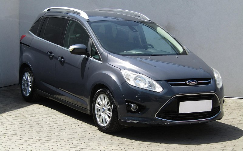 Ford Grand C-MAX 1.6TDCi Titanium