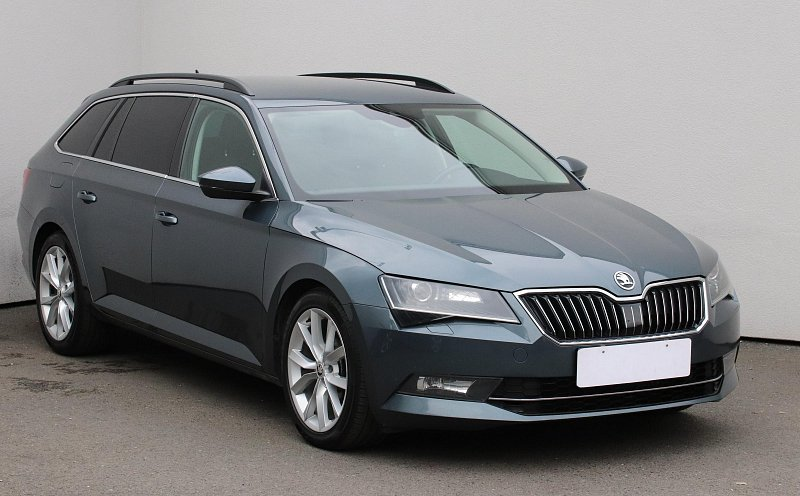 Škoda Superb III 2.0 TDi Ambition 4x4