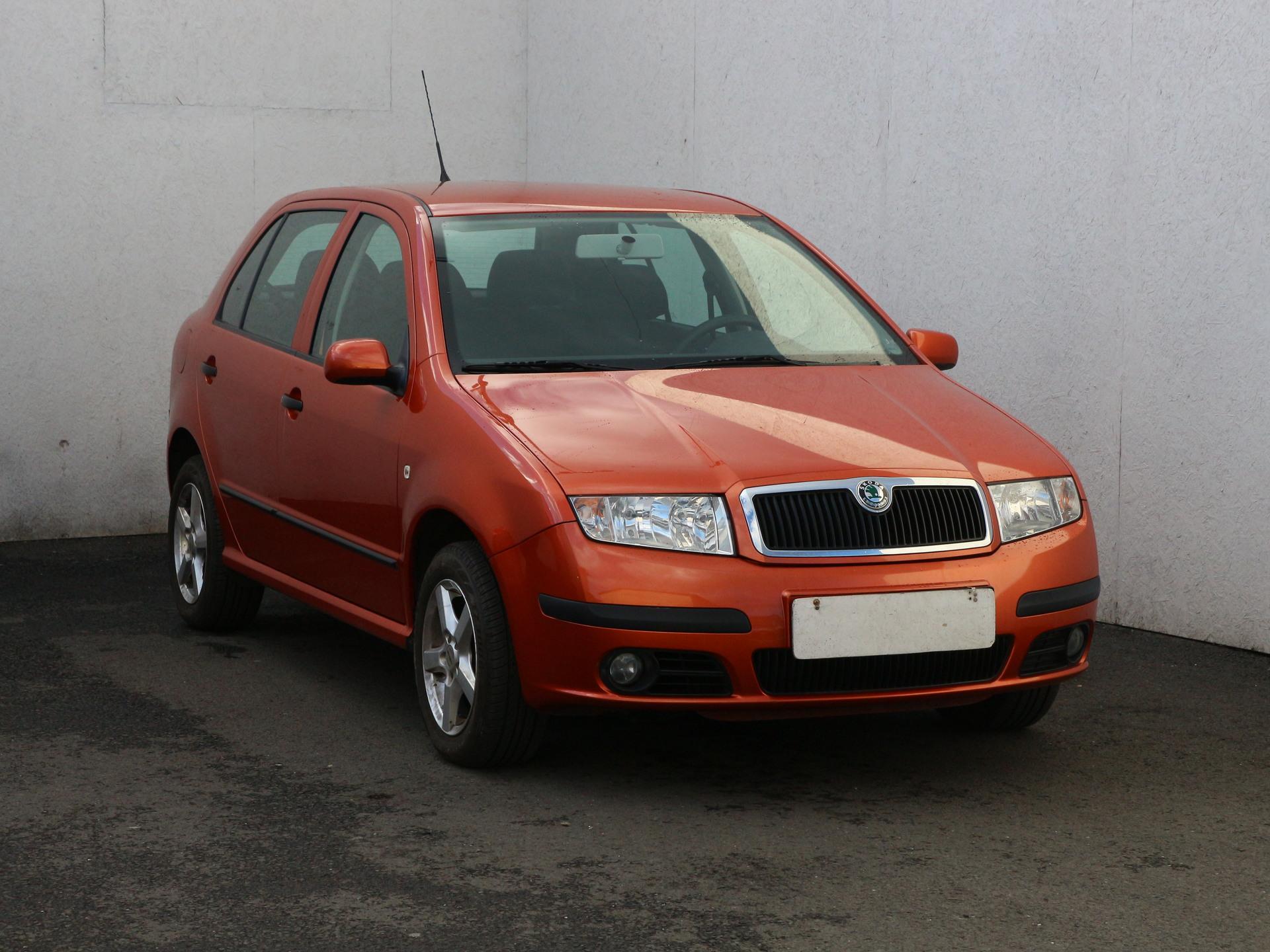 Škoda Fabia I 1,2