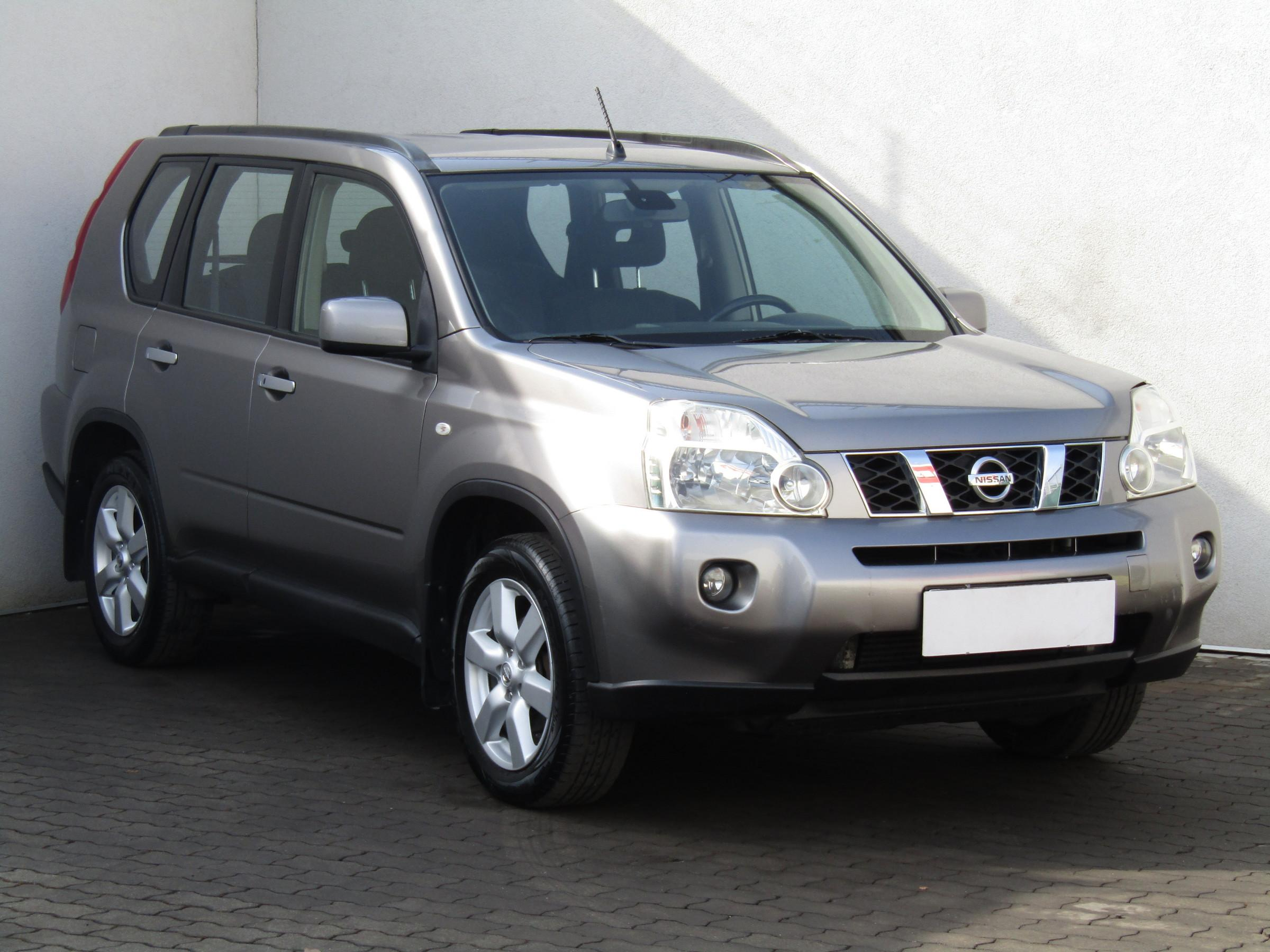 Nissan X-Trail, 2009
