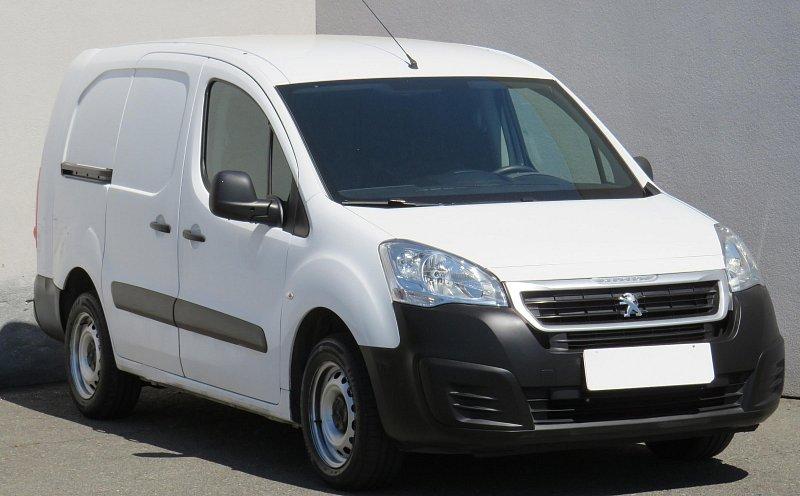 Peugeot Partner, 2017
