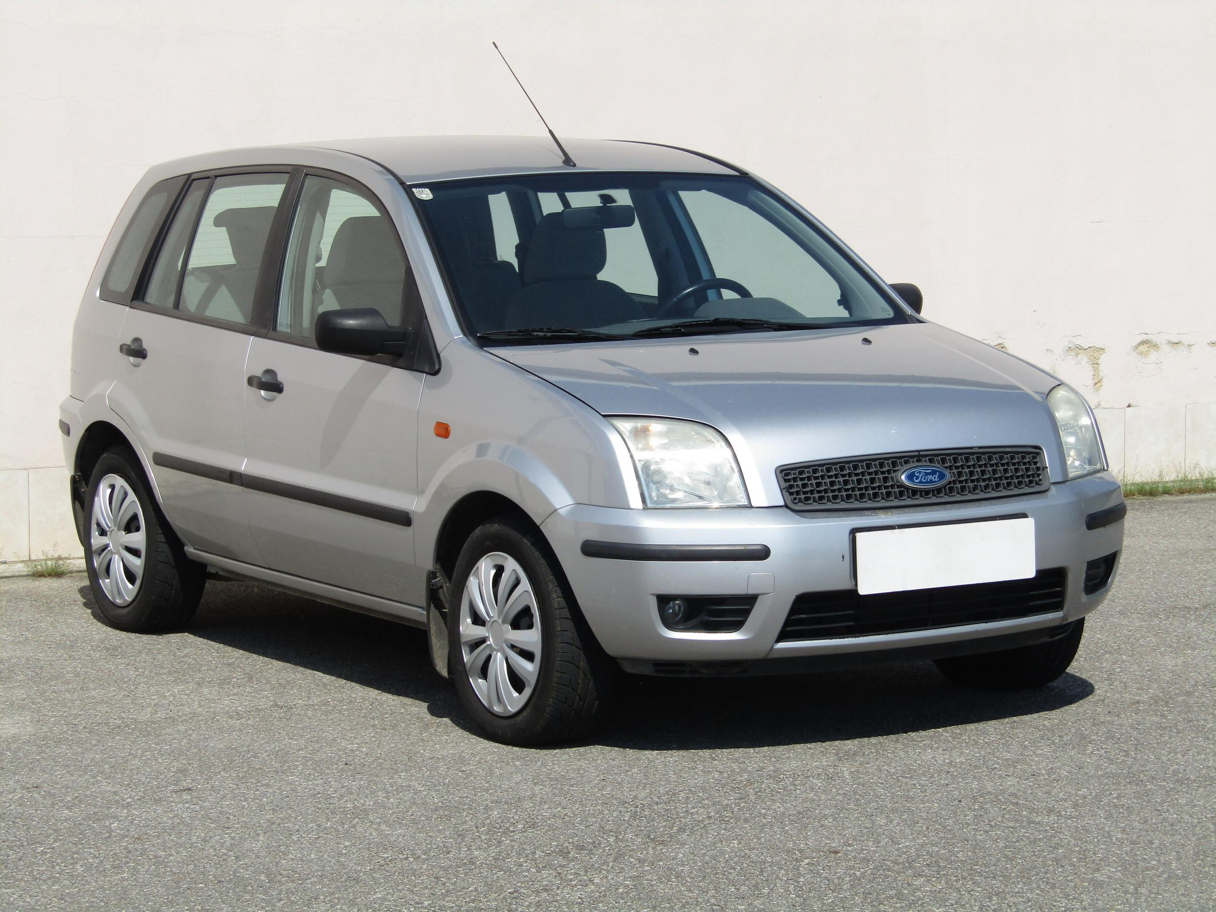 Ford Fusion 1.4TDCi
