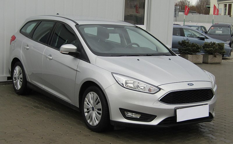 Ford Focus 1.5TDCi Business
