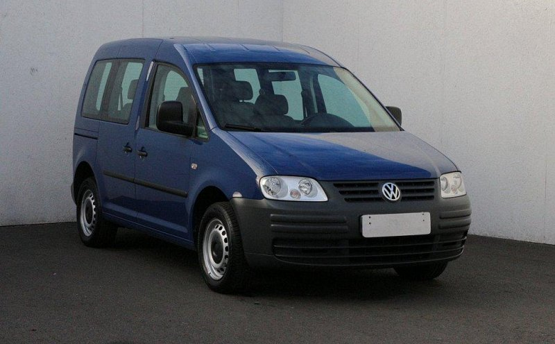 Volkswagen Caddy 1.6 Life