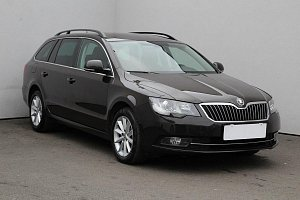 Škoda Superb II 2.0 TDI