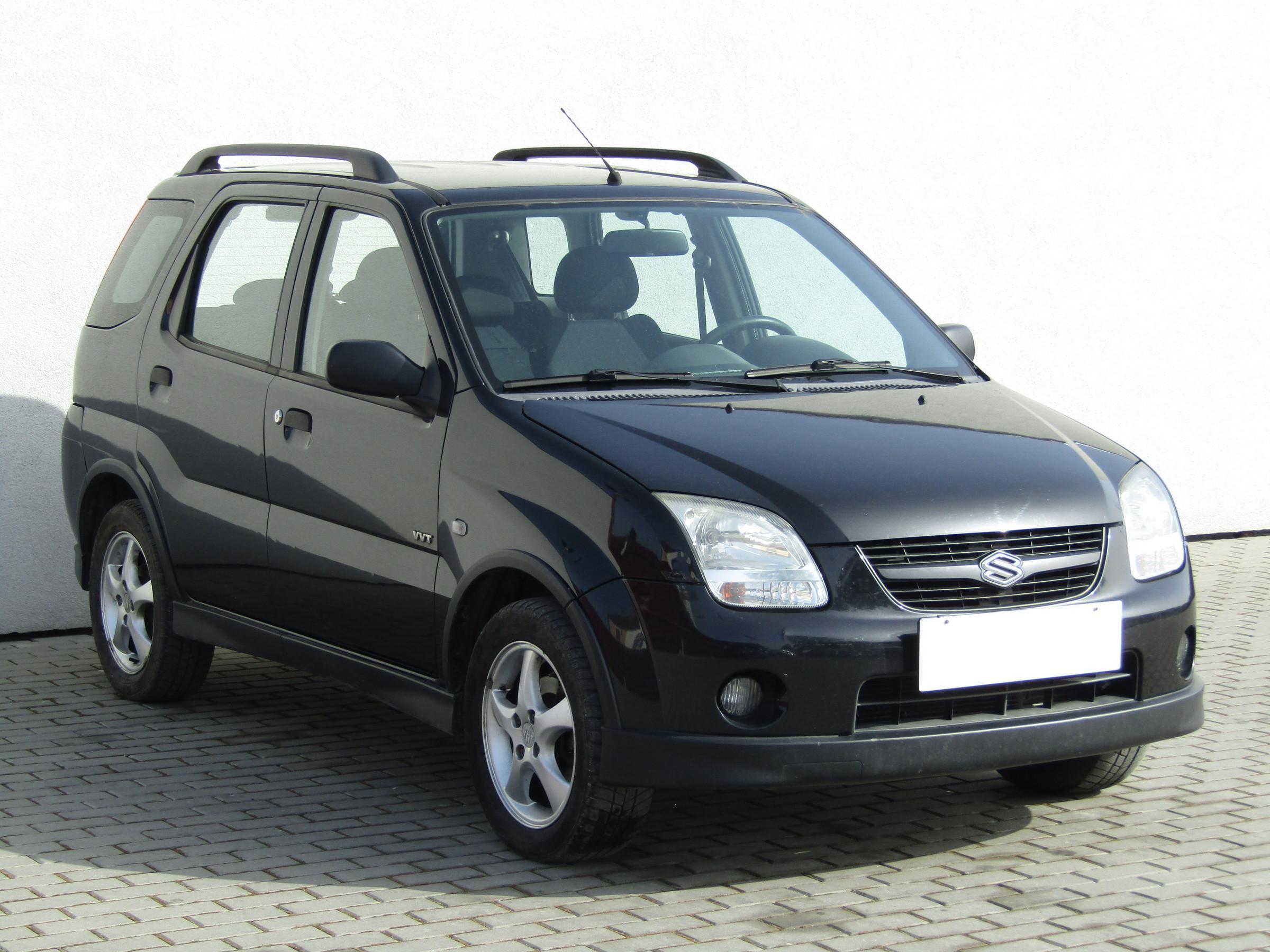 Suzuki Ignis, 2008