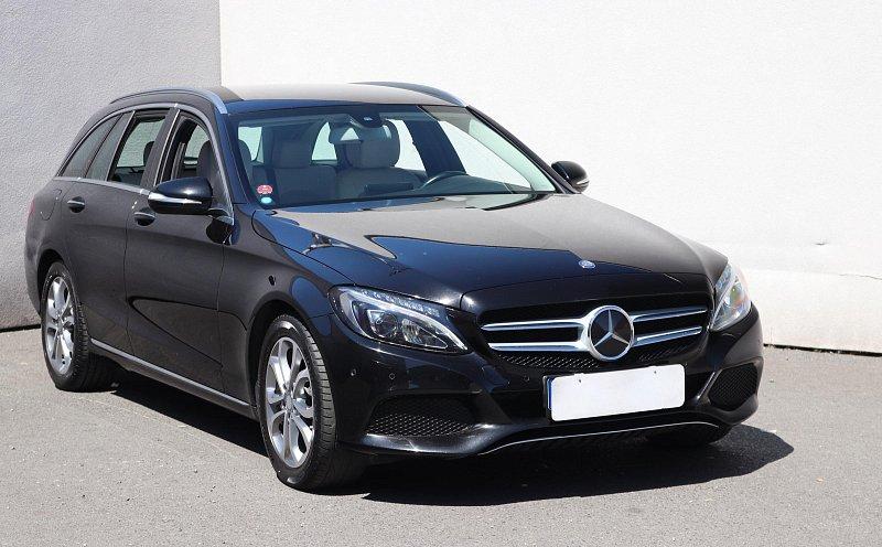 Mercedes-Benz Třídy C, 2014