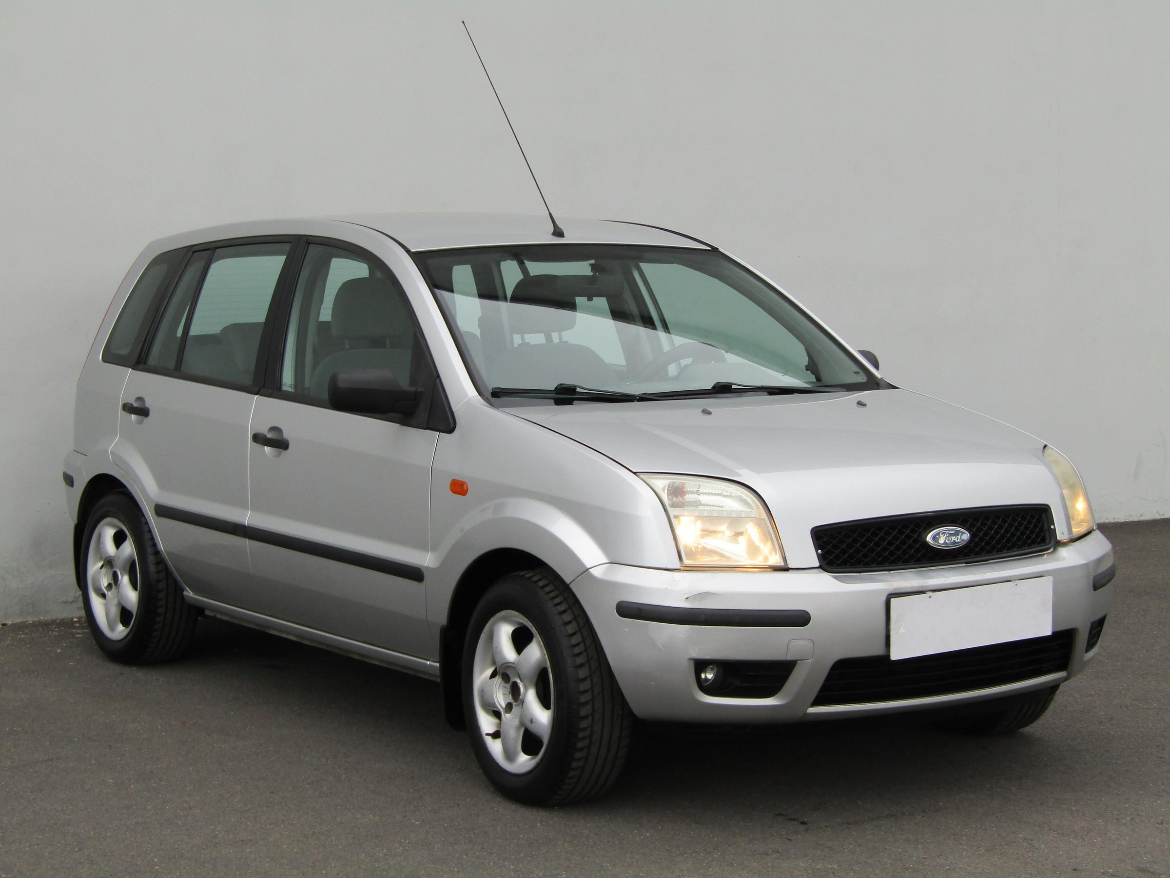 Ford Fusion 1.4 16V
