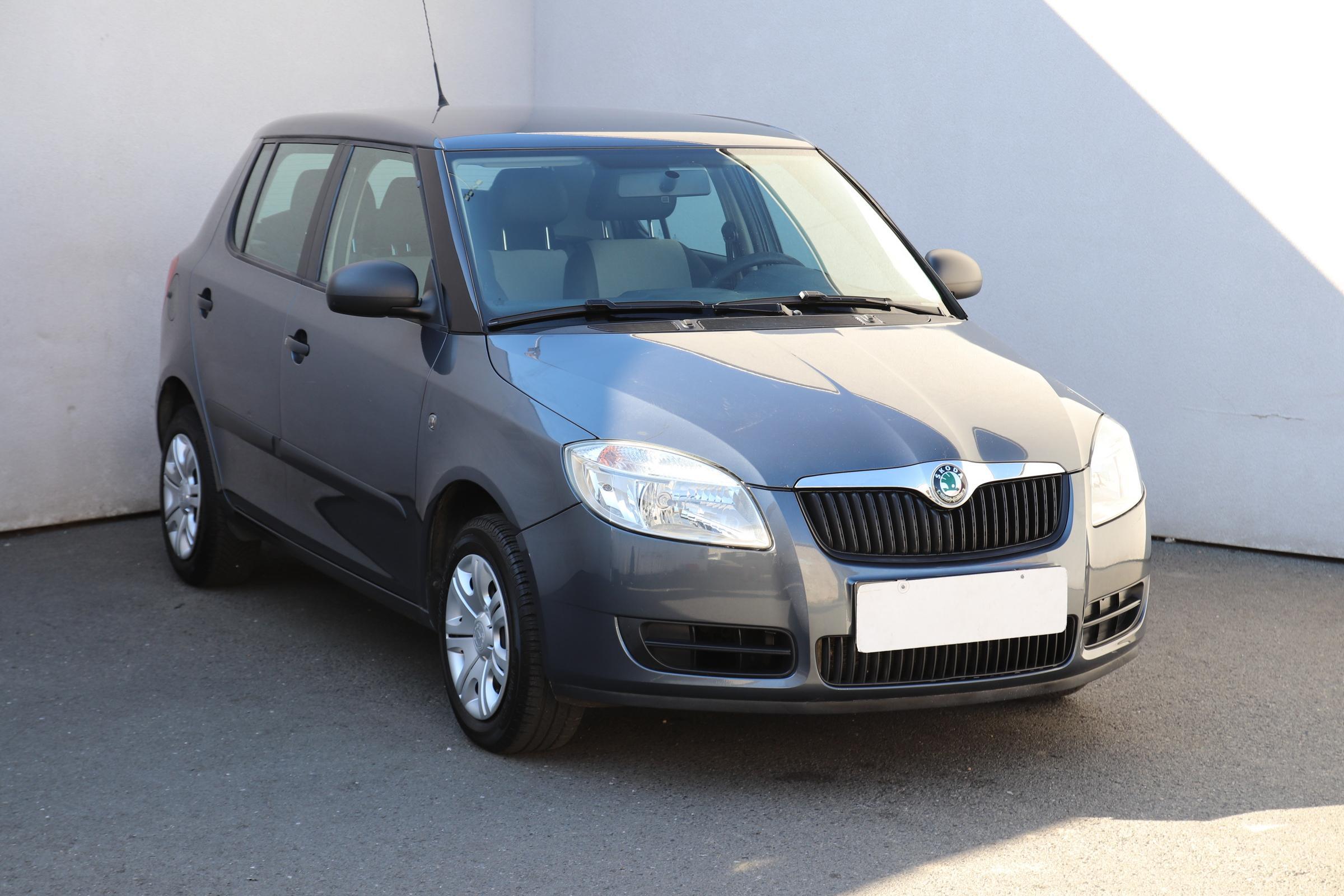 Škoda Fabia II 1.2
