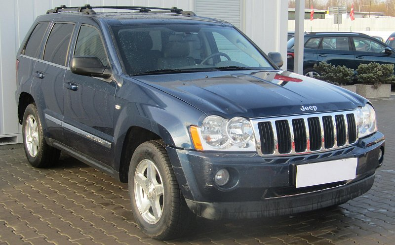 Jeep Grand Cherokee 3.0CRD Limited 4x4