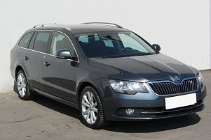 Škoda Superb II Ambition