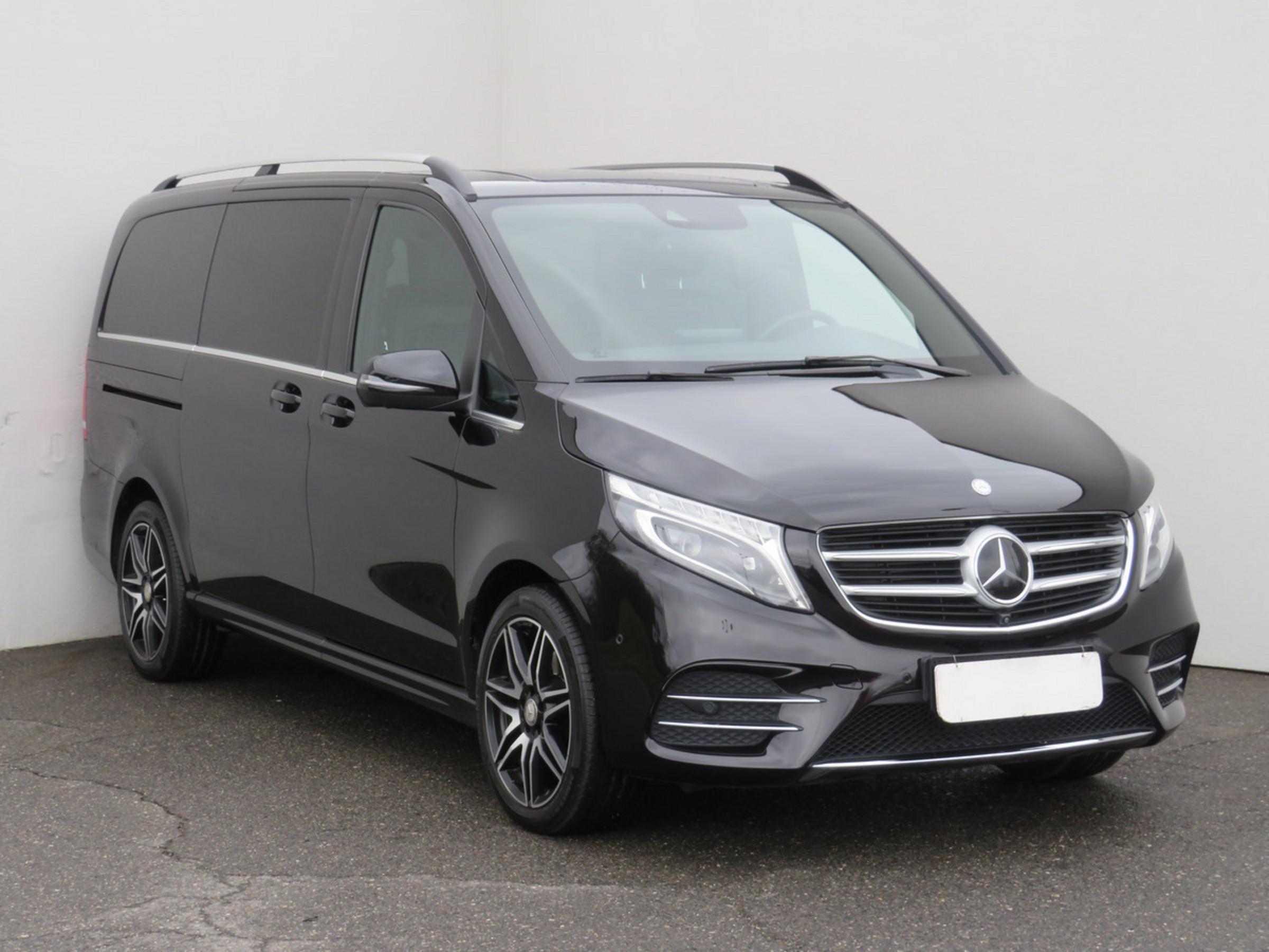 Mercedes-Benz Třída V 2.2CDi