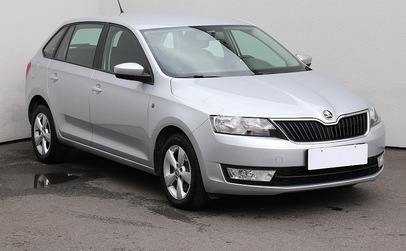 Škoda Rapid 1.4 TSI Ambition Spaceback