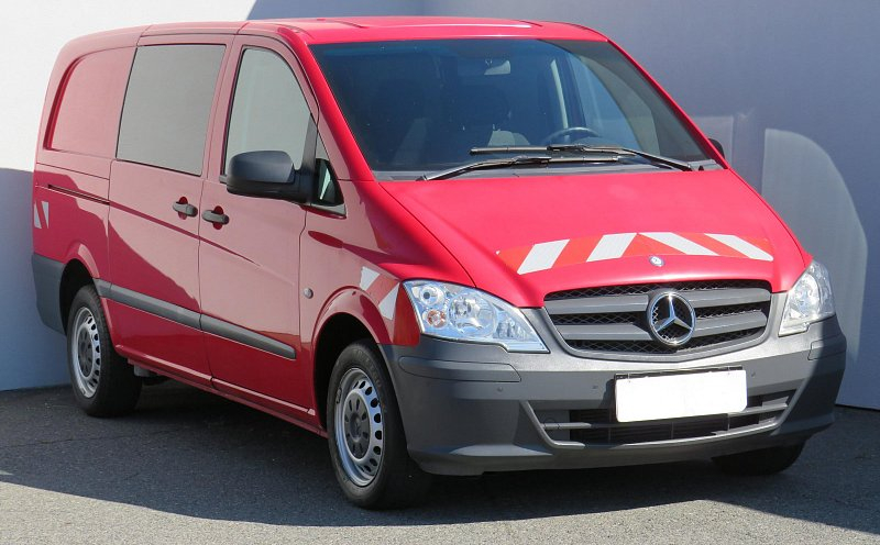 Mercedes-Benz Vito 2.2CDi  5míst LONG