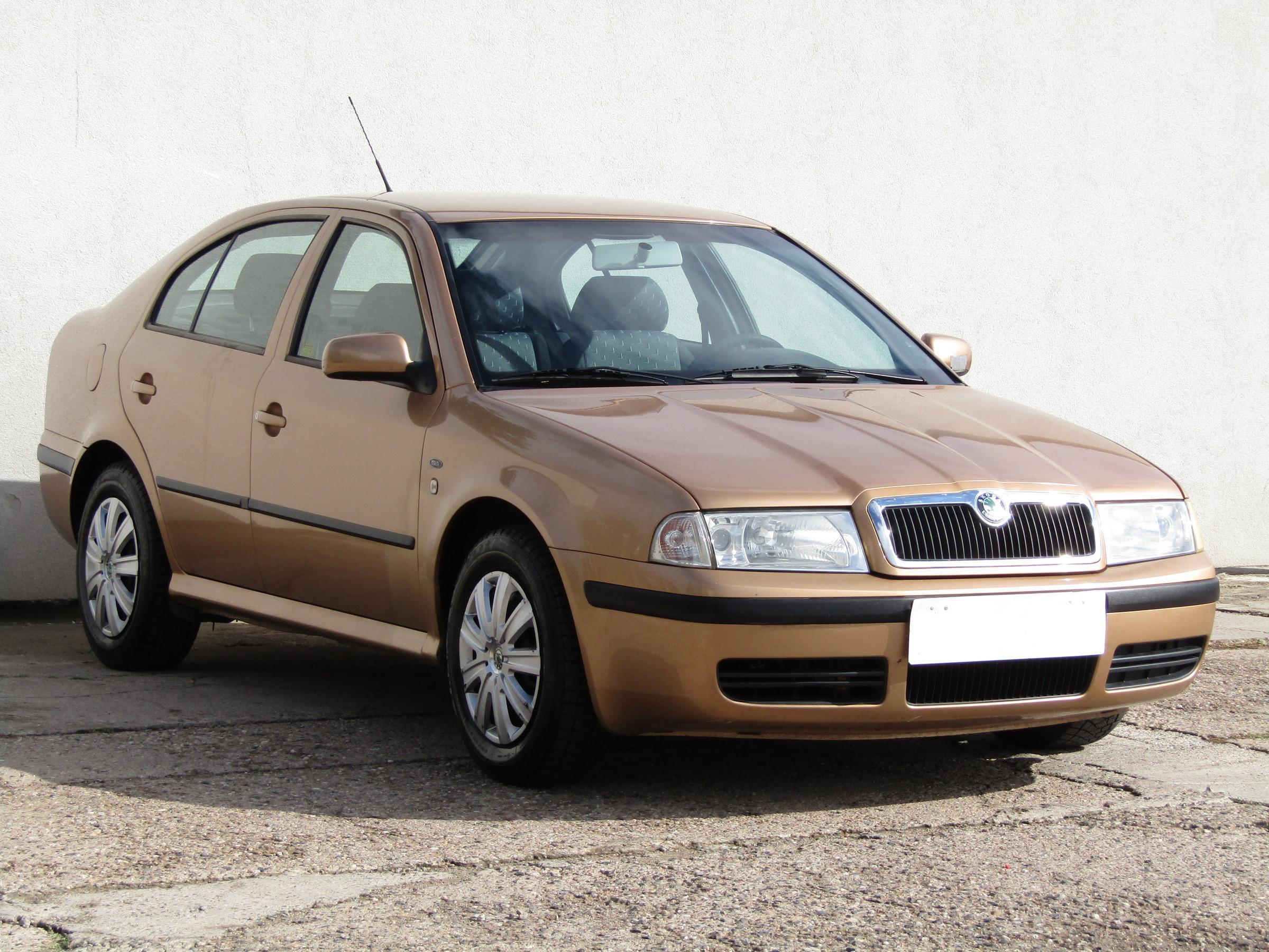 Škoda Octavia 1.9 TDi Ambiente