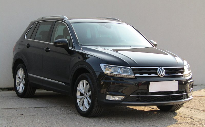 Volkswagen Tiguan 2.0TDi Highline