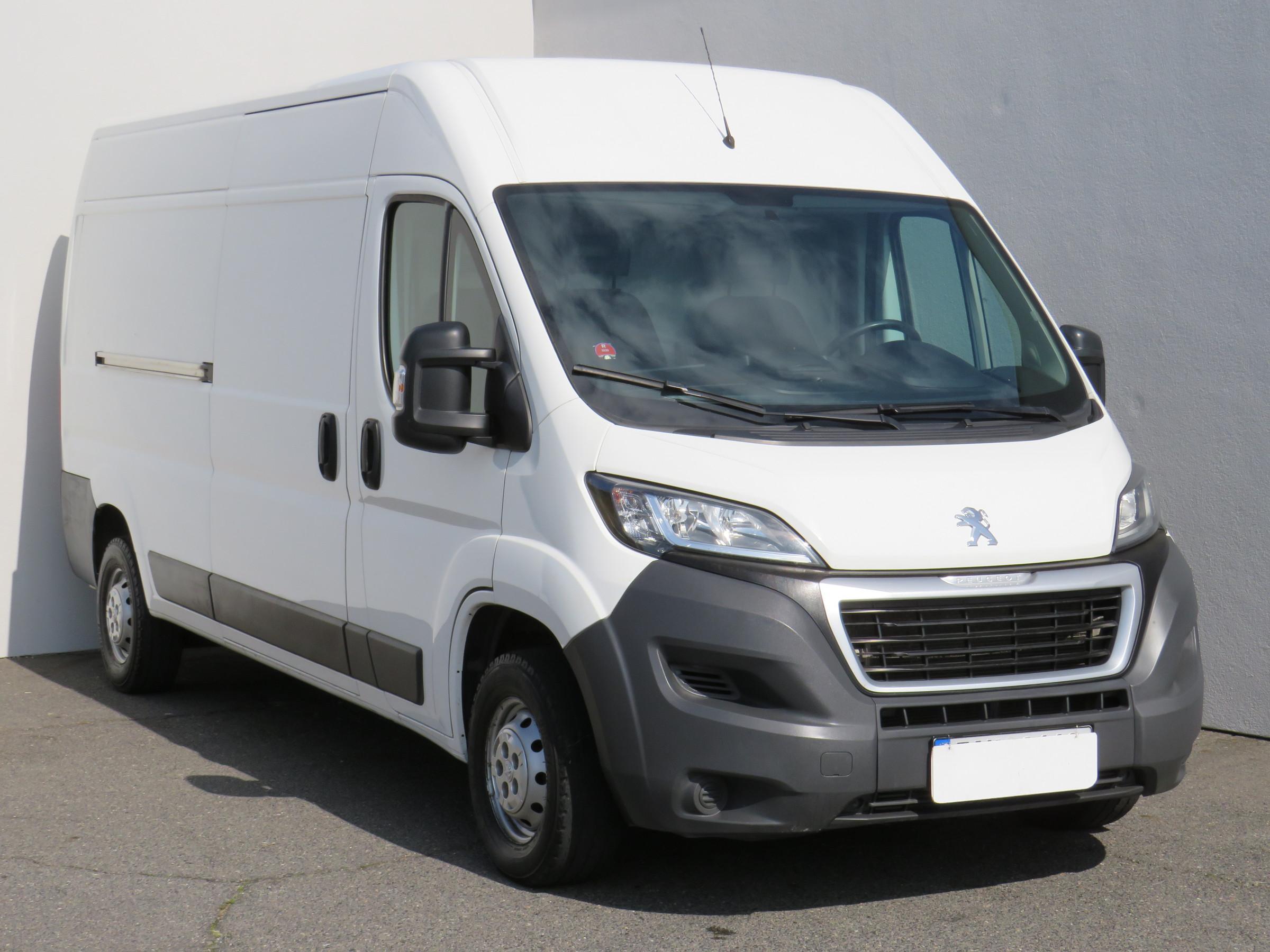 Peugeot Boxer 2.2HDi