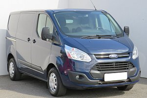 Ford Transit Custom Trend