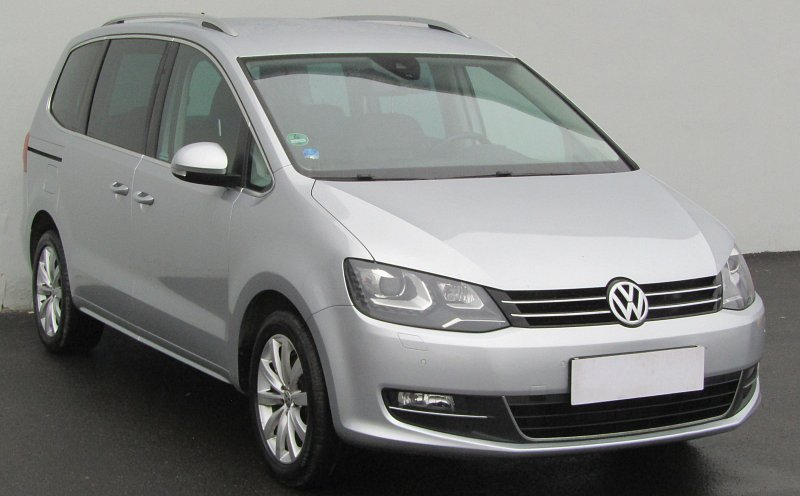 Volkswagen Sharan 2.0 TDi Highline 4x4